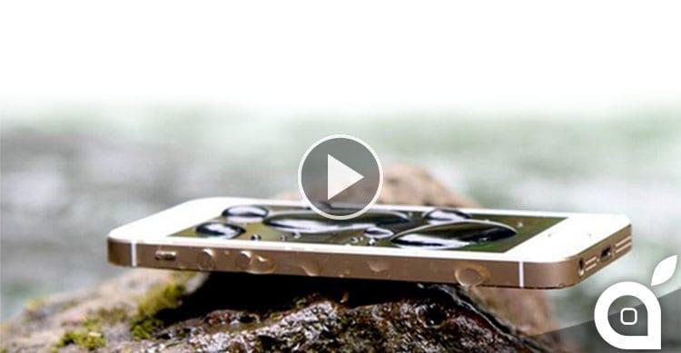 Rendi il tuo iPhone a prova d'acqua con uno spray dal costo minimo [Video]