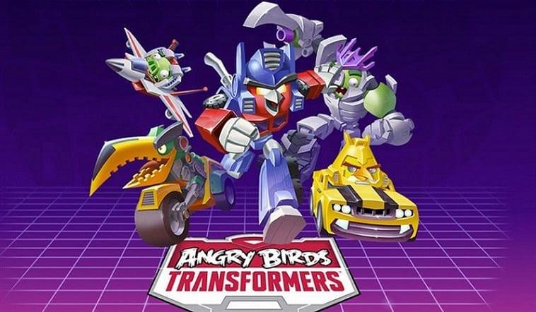 Disponibile il primo trailer di Angry Birds Transformers [Video]