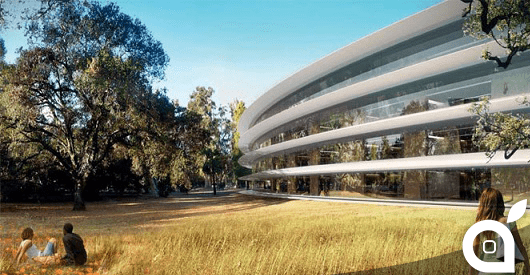 Alcuni componenti dell'Apple Campus 2 saranno tedeschi: Eccoli in dimensioni reali