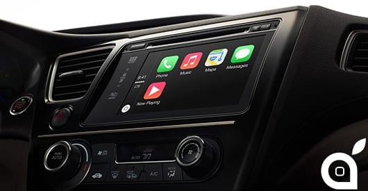 Apple stringe un accordo con FIAT ed altri 8 nuovi partner per CarPlay