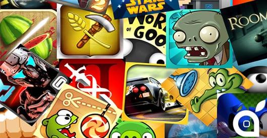 Sono i giochi la maggiore fonte di guadagno in App Store