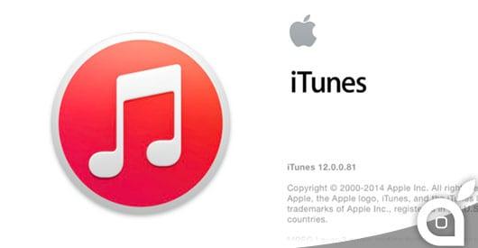 Ecco le immagini del nuovissimo iTunes 12