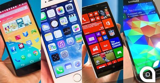 iPhone 5S è lo smartphone più venduto al mondo, a discapito del Galaxy S5