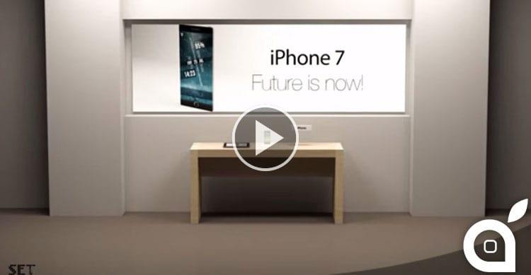 iPhone 7: lo smartphone del futuro in un concept di SetSolution [Video]