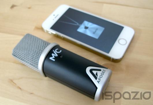 Apogee Mic 96k: microfono per iPhone, iPad e Mac, perfetto per molti usi – La Recensione di iSpazio