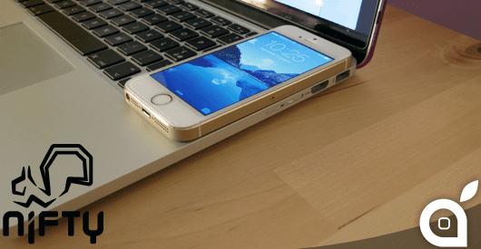 iSpazio-MR-Nifty per MacBook-home