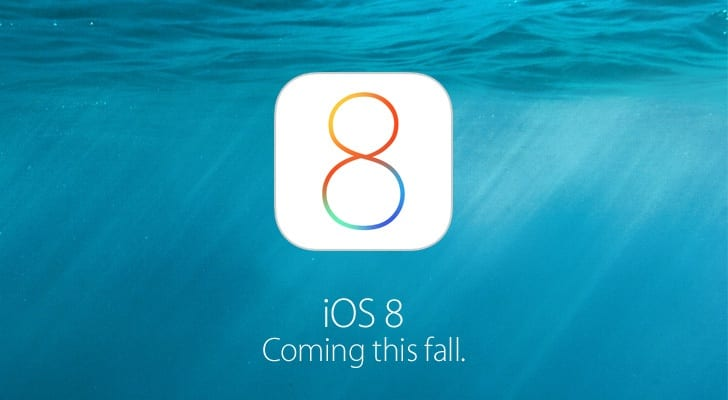 Apple rilascia iOS 8 beta 4