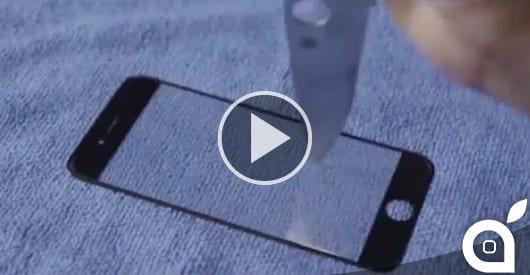 Ecco l'unica cosa in grado di rompere il vetro in zaffiro dell'iPhone 6 [Video]
