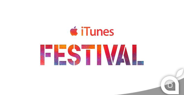 Apple annuncia l'ottavo iTunes Festival annuale a Londra