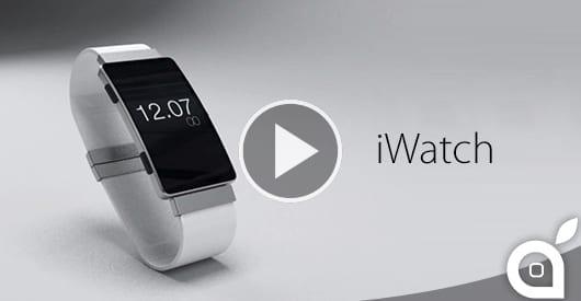 iWatch da 2,5 pollici: Ecco come potrebbe essere [Video]