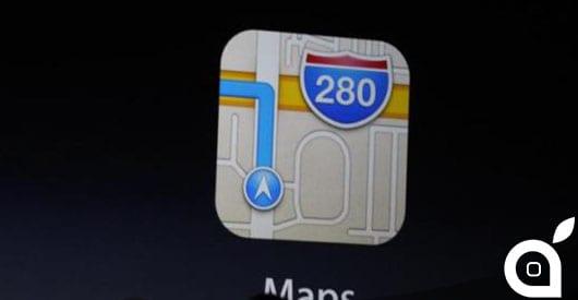 iOS 8 beta 3: L'applicazione Mappe di Apple adesso si interfaccia con Google Maps ed altri software