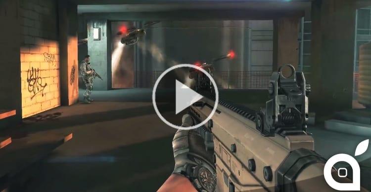 Modern Combat 5 arriverà il 24 Luglio. Ecco il Launch Trailer! [Video]