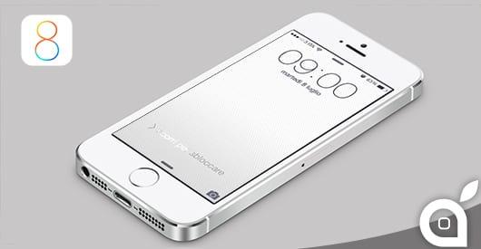 Ecco il nuovo sfondo di iOS 8 beta 3 pronto per il DOWNLOAD, su iSpazio