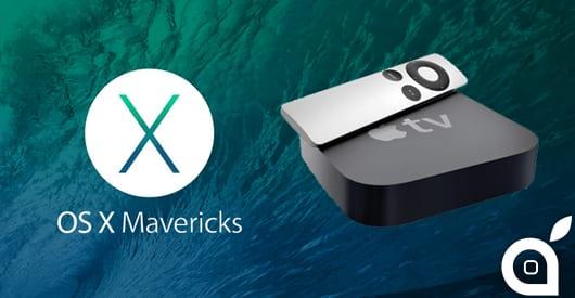 Apple rilascia OS X Mavericks 10.9.4 ed OS 6.2 per Apple TV