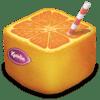 square_tangerine_icon
