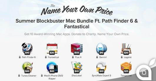 Fantastico Bundle di 10 utili applicazioni per Mac a meno di 9€ (anziché 400$)