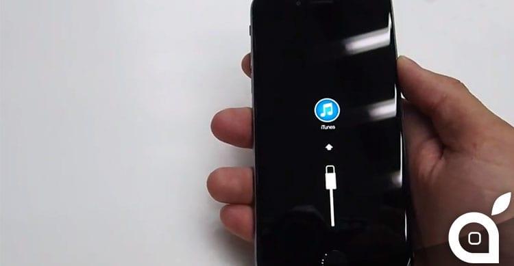 iPhone 6: ecco un primo hands-on che mostra la schermata di connessione ad iTunes [VIDEO]