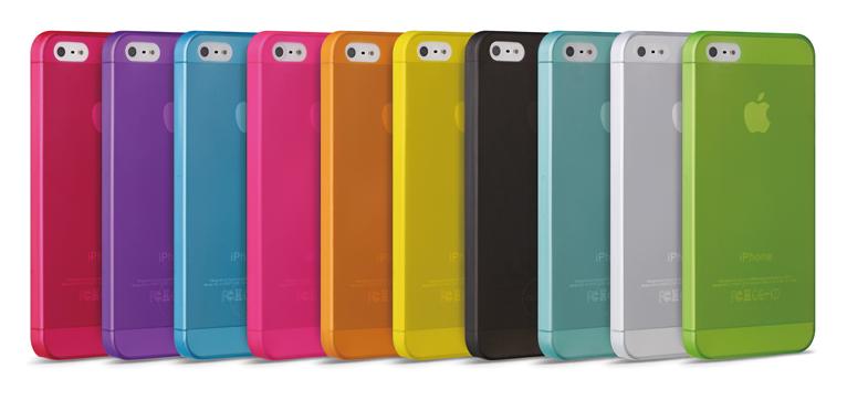 Ozaki O!coat 0.3 Jelly: custodia ultra-slim per iPhone 5/5S – La Recensione di iSpazio