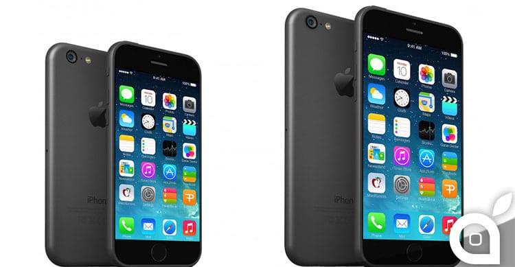 iPhone 6 da 16, 64 e 128 GB di memoria. Apple elimina la versione da 32 GB?