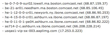 I download in OS X e iOS saranno più veloci con il Content Delivery Network di Apple