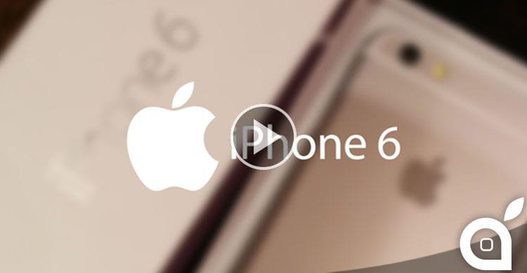 Volete acquistare un clone funzionante di iPhone 6? Sono solo $145! [Video]