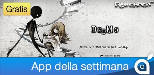 App della Settimana: Apple sceglie Deemo e la rende gratuita per 7 giorni [Video]