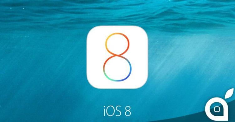 Apple rilascia iOS 8 Beta 6 solo ad alcuni partner selezionati: ecco tutte le novità