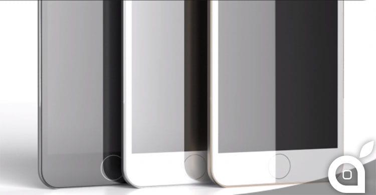 Nuove immagini in alta qualità di iPhone 6: pannello frontale e altri piccoli componenti