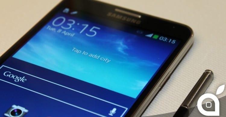 """Samsung annuncia l'evento """"Unpacked"""" del 3 Settembre: Galaxy Note 4 e non solo"""