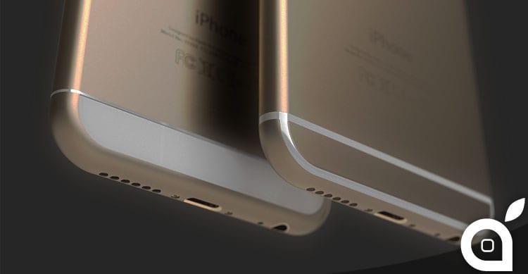 iPhone 6: un nuovo render mostra la scocca posteriore in due diverse varianti