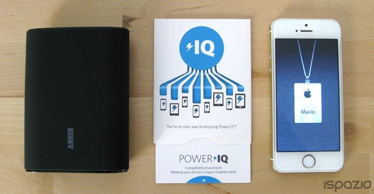 Batteria per iPhone ed iPad Anker Astro3 2nd generation: ora con PowerIQ e ricarica veloce – La Recensione di iSpazio