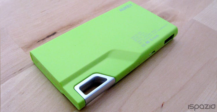 iSpazio-MR-Aukey-Mini Lock Powerbank-4