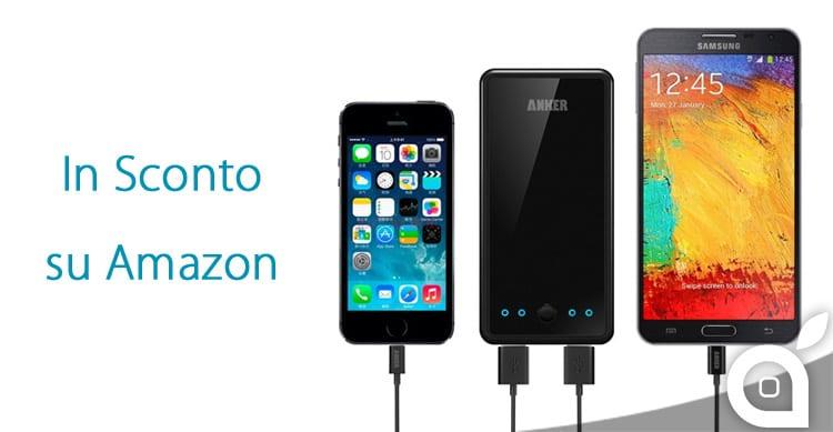 iSpazio-MR-anker astro E3 amazon batteria