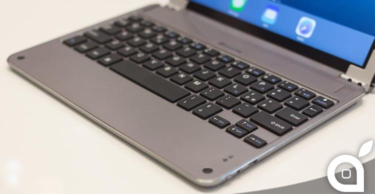 Cellularline Executive Pro: la tastiera che trasforma il tuo iPad Air in un notebook! – La recensione di iSpazio