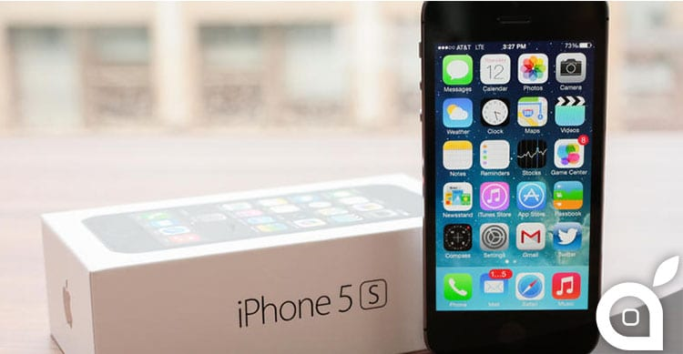 Gli Apple Store statunitensi ripareranno il vetro di iPhone 5s al loro interno dal 4 Agosto