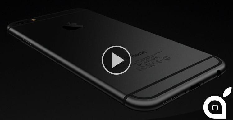 iphone 6 logo illuminato
