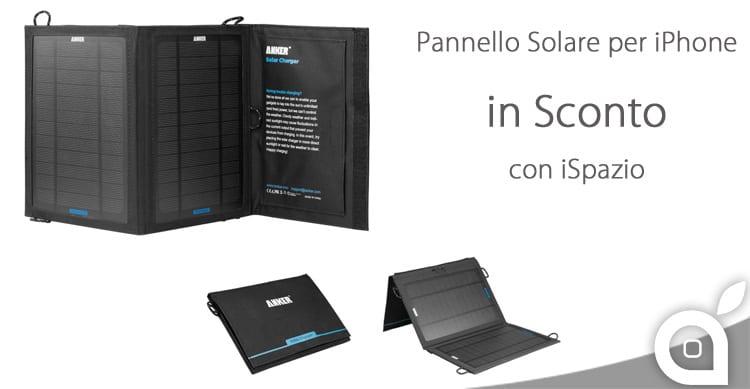 ispazio-mr-anker-pannelllo solare