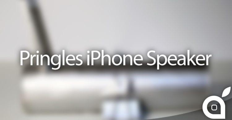 pringles speaker
