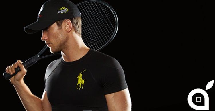 Quando la moda si unisce alla tecnologia: Ralph Lauren equipaggia le sue T-shirt con sensori per la salute