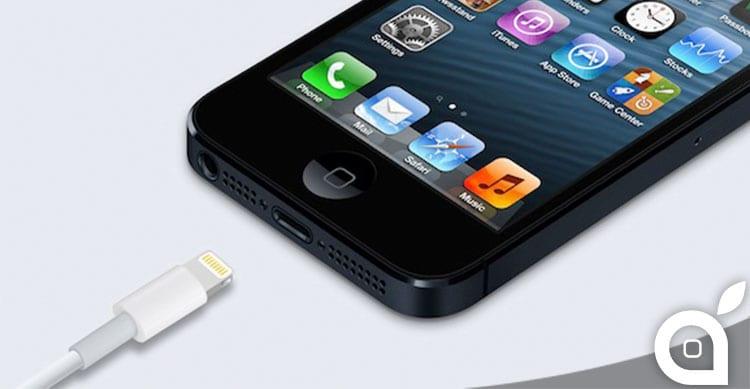 Una nuova immagine mostra il probabile nuovo caricabatterie di iPhone 6