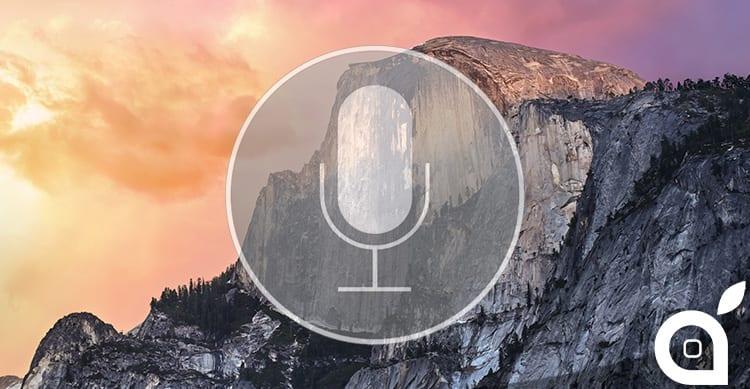 Un nuovo brevetto Apple rivela che Siri potrebbe essere presto disponibile anche per Mac