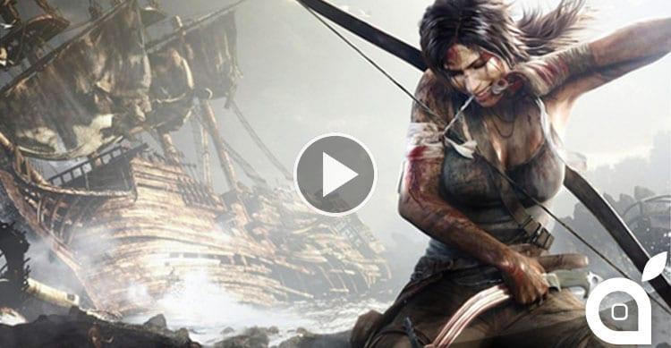 Tomb Raider per Mac in offerta su App Store
