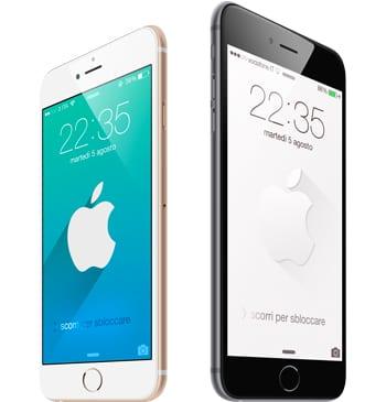 Ecco lo Sfondo dell'evento Apple per il tuo iPhone ed iPad [DOWNLOAD]