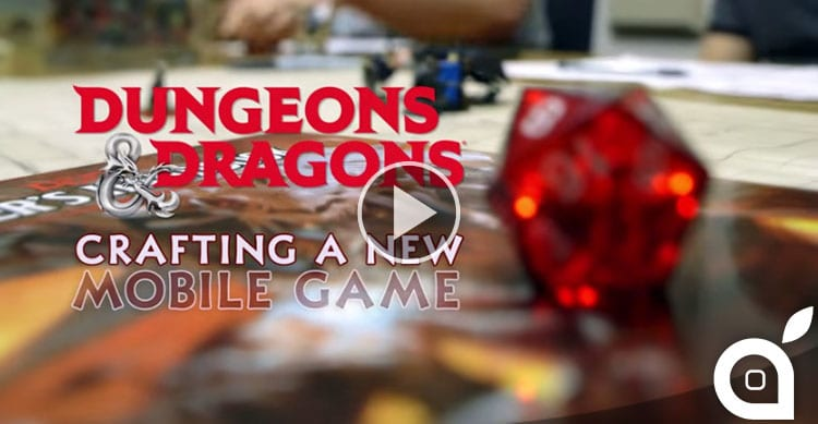 "Backflip Studios progetta un gioco mobile di ""Dungeons & Dragons"" [Video]"