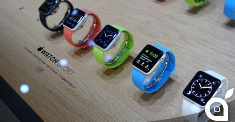 Apple Watch: hands on e prime impressioni [Video]