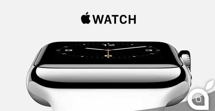 Ecco l'Apple Watch, l'orologio che avvia la nuova categoria di prodotti indossabili Apple [Video]