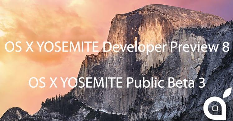 beta-yosemite