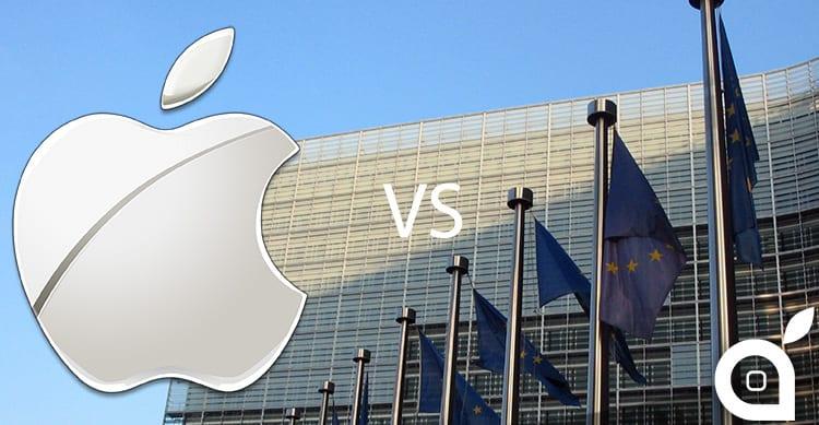 Apple risponde alle accuse della Commissione Europea circa gli aiuti di Stato in Irlanda