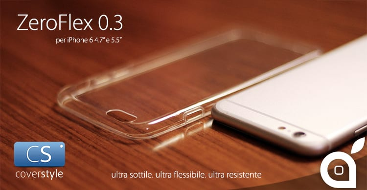 custodia ultrasottile iphone 6s