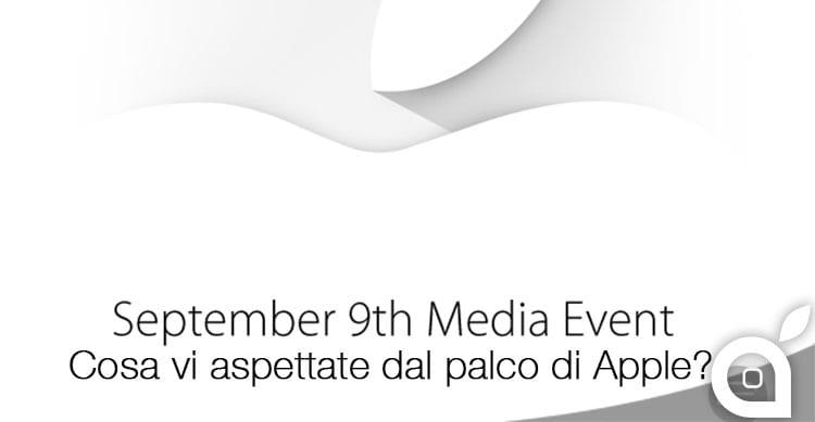 evento iphone 6